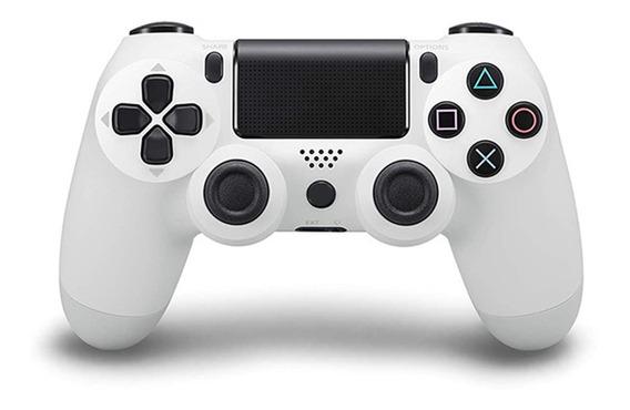 Controller4 Controle Sem Fio Joystick - Branco - Ps4