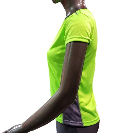 Remera Deportiva Mujer Pro Dry - Hydrowick - Alfest