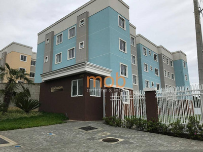 Apartamento Novo 1 Quarto Almirante Tamandaré - Ap0378