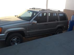 Troco Ou Vendo Jeep Grand Cherokee 4.0 V6 4x4 Automática 98