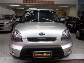 Kia Soul Kia Soul 1.6 16v Flex Manual 2011