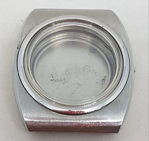 Caixa Para Relogio De Pulso/vidro 30mm Omega  No Estado  A90