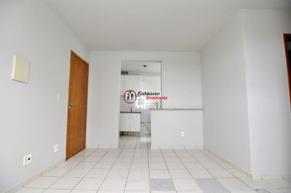Venda Apartamento 02 Quartos, Ideal Para Estudantes Da Ufmg. - 5651