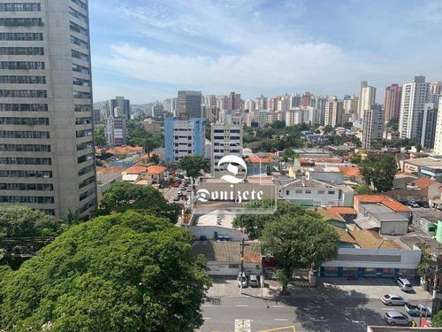 Apartamento Com 3 Dormitórios À Venda, 82 M² Por R$ 624.598,00 - Jardim - Santo André/sp - Ap10744