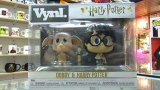 Funko Vynil Harry Potter + Dobby