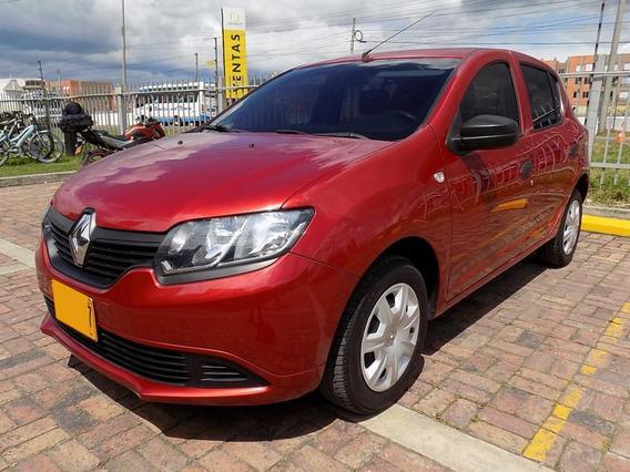 Renault Sandero Autentique 1.6 Mt Aa