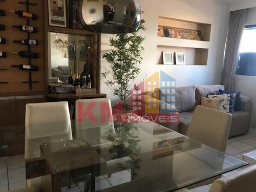 Vende-se Lindo Apartamento No Noemia Chaves - Ap2523