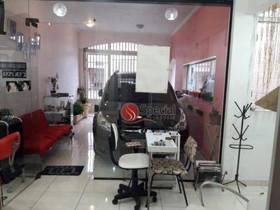 Salão Para Alugar, 25 M² - Vila Formosa - São Paulo/sp - Sl0548