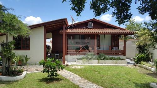 Imagem 1 de 10 de Casa A Venda No Bairro Vargem Grande Em Florianópolis - Sc.  - 3294-1