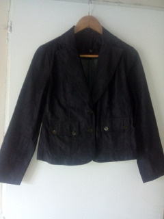 Saco Blazer Mujer Nare Jeen Talle M Impecable
