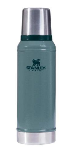 Termo Stanley Clásico Original 946ml Acero Tapon Cebador