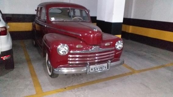 Ford 4 Portas De Luxe