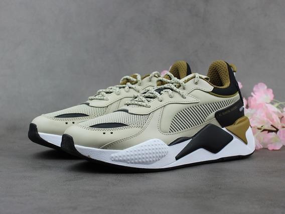 Tênis Puma Rs-x Gold Medal Masculino Importado Frete Grátis