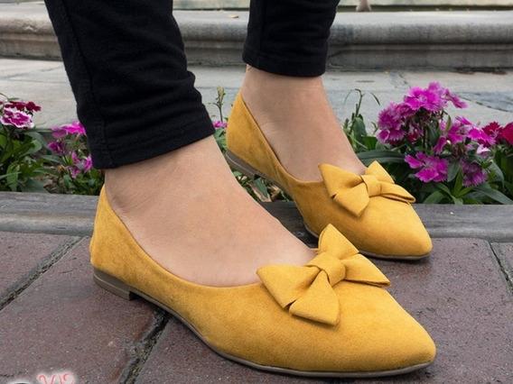 Baleta De Damas/zapato Tipo Muñeca