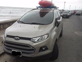 Ford Ecosport 1.6 Sigma Exelente Estado!!!