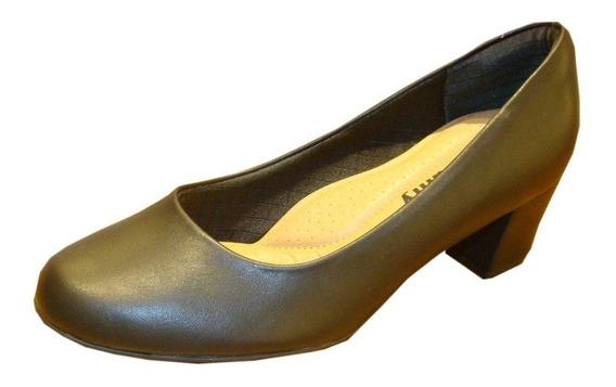 Zapato Picadilly Clásico Para Uniformes Art.110072 En Cuotas