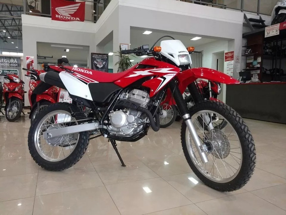 Honda Xr 250 Tornado 0km 2020 Tarjeta Cuotas Fijas Motonet