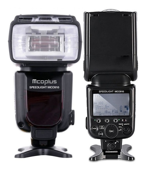 Flash Mcoplus 910 Nikon Sb700 Sb910 D3100 Sb 900 910 D3200