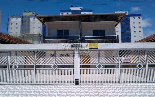 Casas 2 Dormitórios Com Sacada Em Praia Grande Sp.