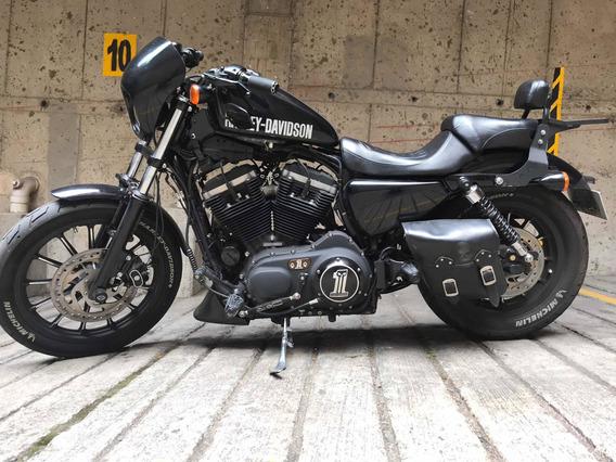 Harley Davidson Iron 883 Mod 2014