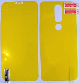 Protetor Gel Frente Verso Nokia X6 ( 6.1 Plus ) Frete Gratis