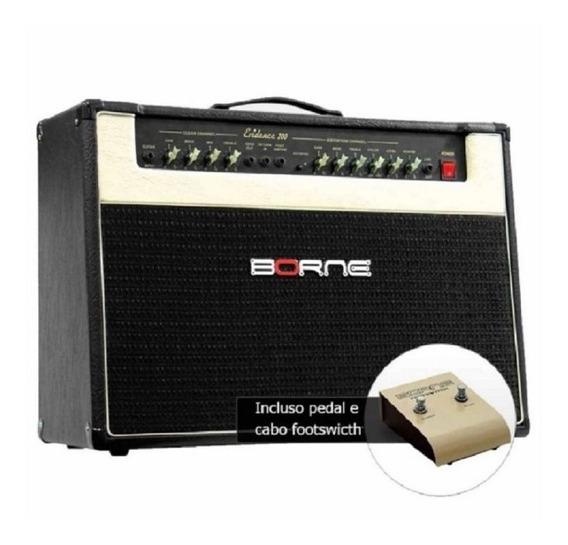 Cubo Amplificador Guitarra Borne Evidence Prime 200w Rms