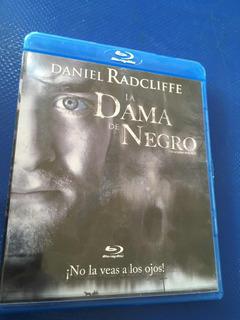 La Dama De Negro Bluray Como Nuevo Daniel Radcliffe Español