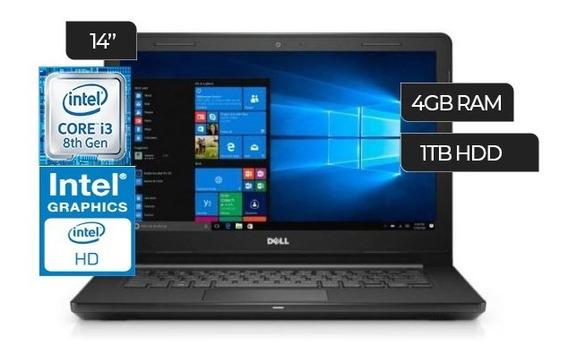 Laptop Dell Inspiron 14 3476 Intel Core I3 1tb 4gb