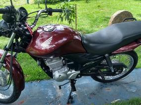 Moto Honda Cg 150 Fan Flex 2012 Unica Dona, Docs Ok
