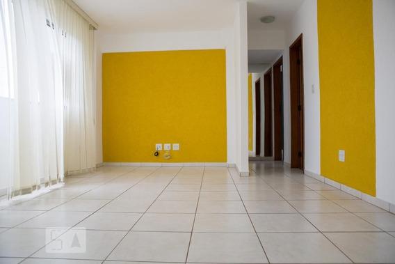 Apartamento No 2º Andar Com 2 Dormitórios E 1 Garagem - Id: 892988395 - 288395