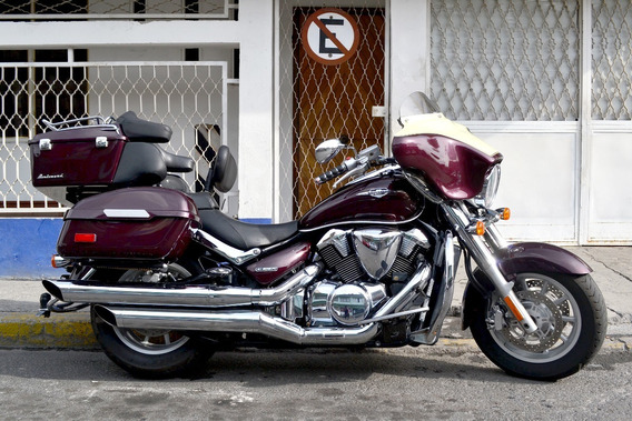 Imponente Suzuki 1800cc Boulevard C109 Para Exigentes