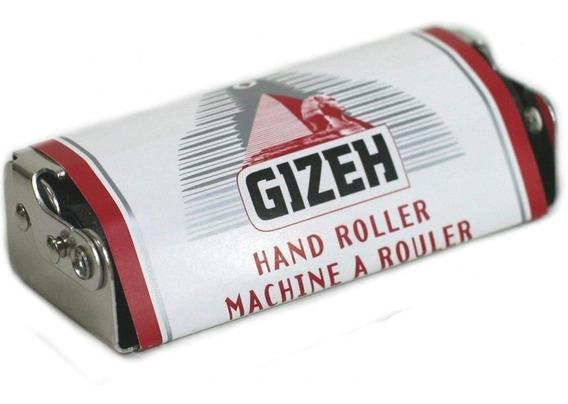 Maquina Gizeh Metalica 70mm Cigarrillos Tabaco Metal Acero