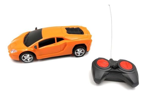 Carrinho De Controle Remoto Carro Lamborghini Bugatti Veyron