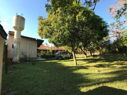 Chácara Com 2 Dormitórios À Venda, 1060 M² Por R$ 450.000,00 - Recanto Dos Dourados - Campinas/sp - Ch0132