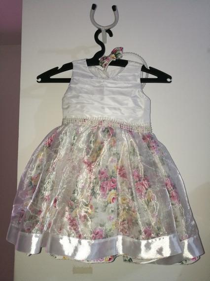 Vestido De Dama Semi Novo, Usado 1 Vez. Ótimo Para Festa