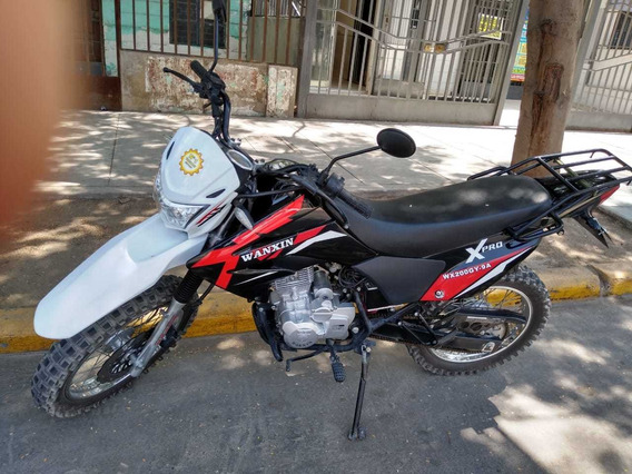 Moto Lineal Seminueva