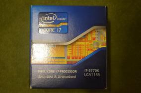Processador Intel Core I7 3770k Socket 1155