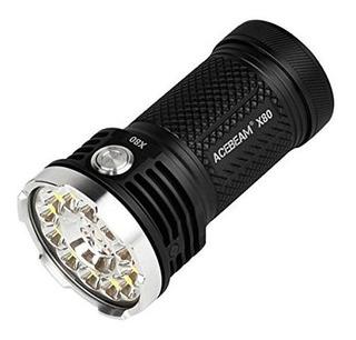 Samsung LED produce 400 l/úmenes linterna de bolsillo incluye bater/ía recargable ACEBEAM PT10-GT Linterna de luz de pluma