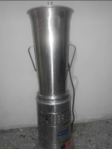 Imagen 1 de 1 de Licuadora Industrial Metvisa, Excelente Estado, Poco Uso