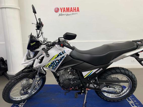 Yamaha Crosser Z 150 Abs Branca 2020
