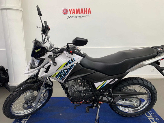 Yamaha Crosser 150 S Branca 2020