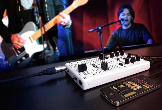 Irig Mix Mobile Mixer Zerado, Com Caixa [oportunidade]