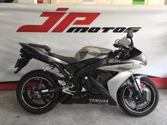 Yamaha Yzf R1 Prata 2004