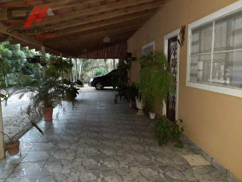 Imagem 1 de 14 de Chácara Com 3 Dormitórios À Venda, 5000 M² Por R$ 530.000 - Pinheirinho - Taubaté/sp - Ch0014