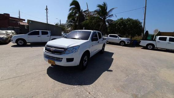 Pickup Chevrolet D-max Rt-50 2.5l Dsl Dc 4x2 Uew668