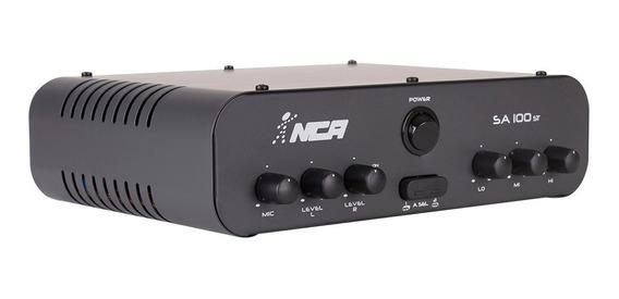 Pré Amplificador Sa-100 Estereo - Nca
