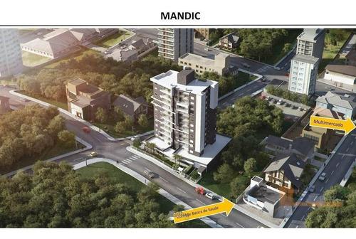 Apartamento Com 2 Dormitórios À Venda, 68 M² Por R$ 375.000,00 - São Leopoldo - Caxias Do Sul/rs - Ap0461