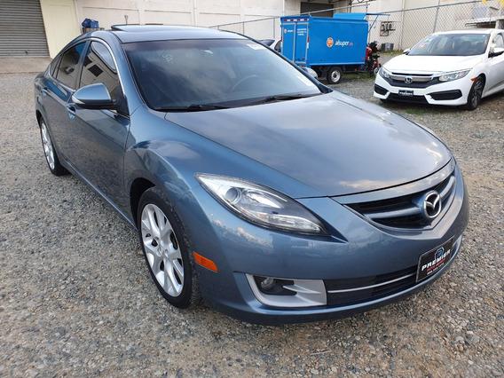 Mazda 6 Grand Touring 2013 Semi Nuevo Recien Importado