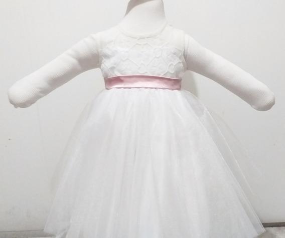 Vestido Para Niña Talla : 1 Año