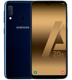 Samsung Galaxy A20 32gb + Funda Local Consulte